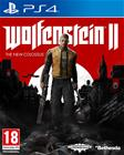 Wolfenstein II (2): The New Colossus, PS4-peli