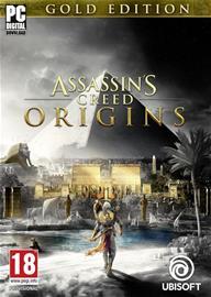 Assassin's Creed Origins - Gold Edition, PS4-peli