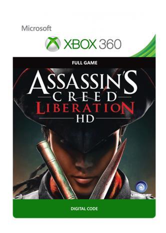 Assassin's Creed Liberation HD, Xbox 360 -peli