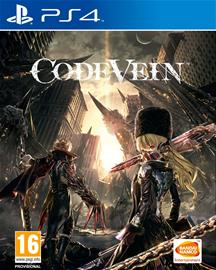 Code Vein, PS4-peli