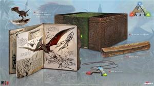 ARK: Survival Evolved: Collector's Edition, PS4-peli