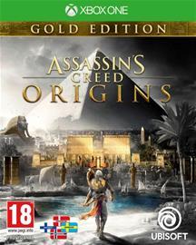 Assassin's Creed Origins - Gold Edition, Xbox One -peli