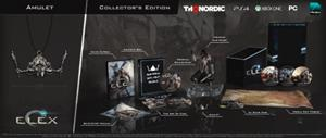 Elex - Collector's Edition, PS4-peli