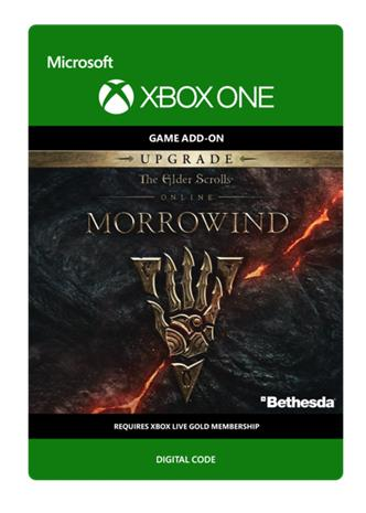 The Elder Scrolls Online: Morrowind Upgrade, Xbox One -peli