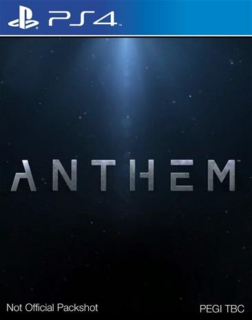 Anthem, PS4-peli