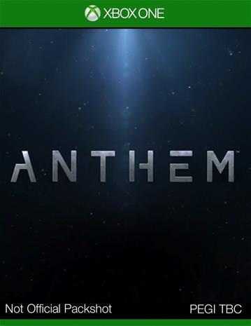 Anthem, Xbox One -peli
