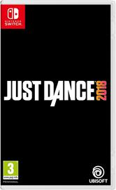 Just Dance 2018, Nintendo Switch -peli