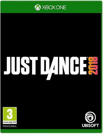 Just Dance 2018, Xbox One -peli