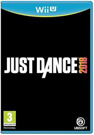 Just Dance 2018, Nintendo Wii U -peli