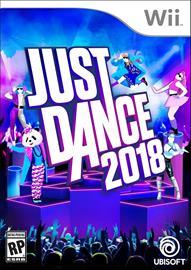 Just Dance 2018, Nintendo Wii -peli