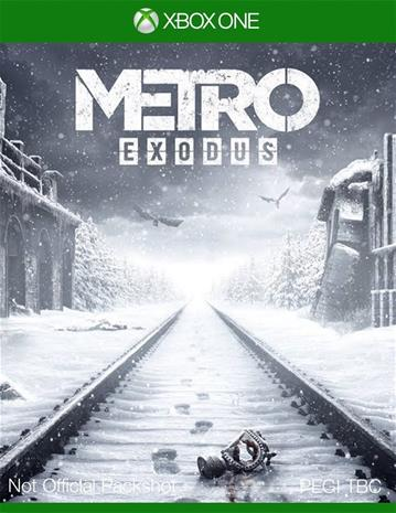Metro: Exodus, Xbox One -peli