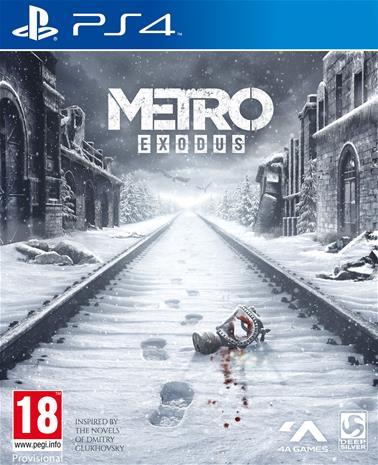 Metro: Exodus, PS4-peli