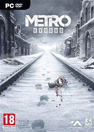 Metro: Exodus, PC-peli