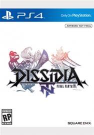 Dissidia - Final Fantasy NT, PS4-peli