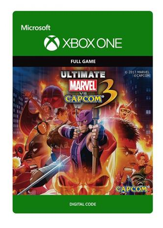 Ultimate Marvel vs. Capcom 3, Xbox One -peli