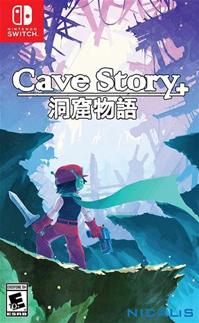 Cave Story, Nintendo Switch -peli