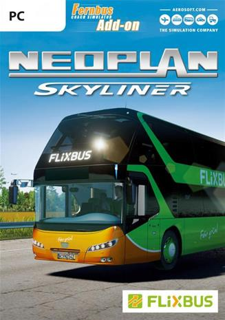 Fernbus Coach Simulator - Neoplan Skyliner, PC-peli