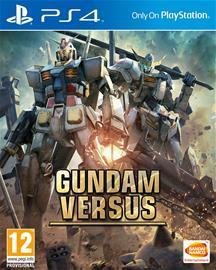 Gundam Versus, PS4-peli