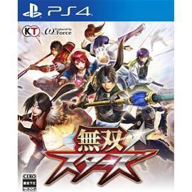 Warriors All-Stars , PS4-peli