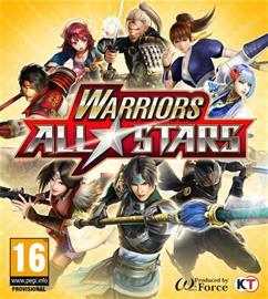 Warriors All-Stars , PC-peli