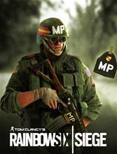 Rainbow Six: Siege - Thermite Military Police Set (DLC), PC-peli