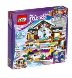Lego Friends 41322, laskettelukeskuksen luistinrata