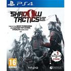 Shadow Tactics: Blades of the Shogun, PS4-peli