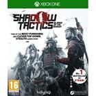 Shadow Tactics: Blades of the Shogun, Xbox One -peli