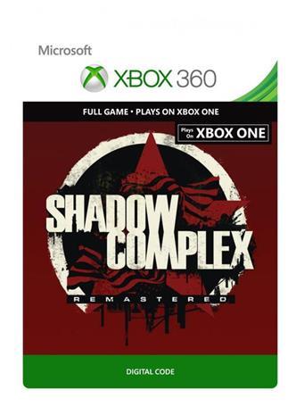 Shadow Complex, Xbox One -peli