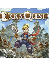 Lock's Quest, PC-peli