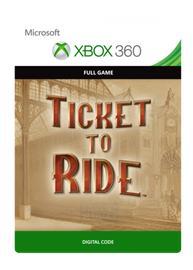 Ticket to Ride, Xbox 360 -peli