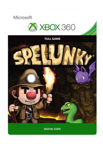 Spelunky, Xbox 360 -peli