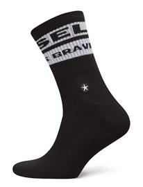 Diesel Men Skm-Ray Socks BLACK