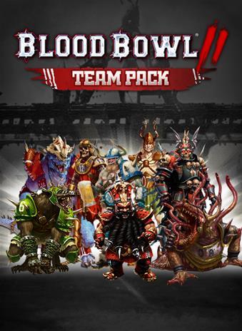 Blood Bowl 2 - Team Pack, PC-peli