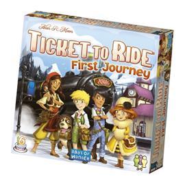 Ticket to Ride - First Journey LAUTA