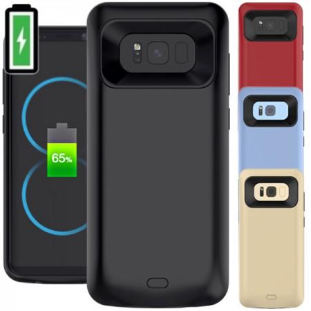 Samsung Galaxy S8, lisäakku / kotelo