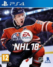 NHL 18, PS4-peli