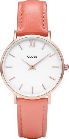 Cluse CL30045 Minuit Rose Gold Flamingo