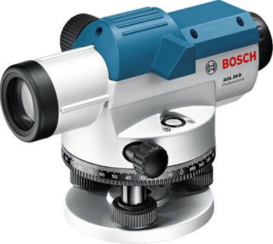 Bosch GOL 26 D Professional (0601068000), optinen tasonsäädin