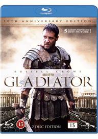 Gladiator - 10th Anniversary (Blu-ray), elokuva