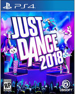 Just Dance 2018, PS4-peli