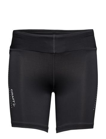 Craft Essential Short Tights BLACK