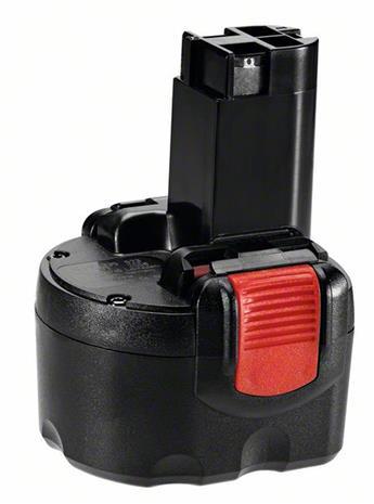 Bosch 9,6V 1,5Ah NiMH (2607335846), työkaluakku