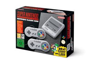 Nintendo SNES Classic Mini, pelikonsoli