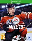 NHL 18, Xbox One -peli