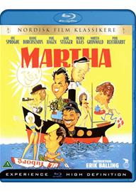 Martha (1967, Blu-Ray), elokuva