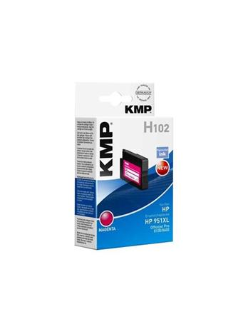 KMP H102, mustekasetti
