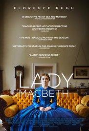 Lady Macbeth (2016), elokuva