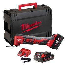 Milwaukee M18 BMT-421C (4933446210) 12V 1x2,0Ah 1x4,0Ah, akkumonitoimityökalu