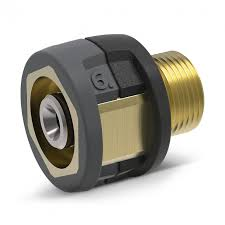 Adapteri korkeapaineletkuliitokseen Karcher 6 EASY!Lock - M22 x 1,5 mm